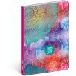18mesačný diár Petito – Mandala 2020/2021, 11 × 17 cm