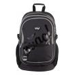 Školský batoh Logo black