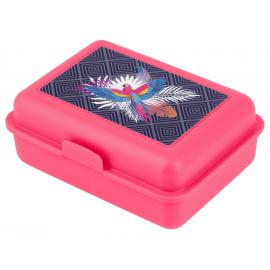 Box na desiatu Papagáj