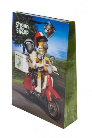 Darčeková taška Ovečka Shaun, jumbo 5