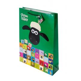 Darčeková taška Ovečka Shaun, jumbo 7
