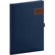 Denný diár Tarbes 2021, modrý, 15 × 21 cm