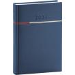 Denný diár Tomy modro-červený, 2021 15 × 21 cm