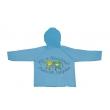 Detský pršiplášť Kúzelná škôlka, modrý, 5-6 rokov