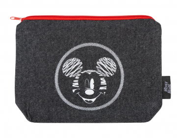 Denimové etui Mickey