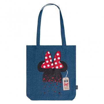 Denimová taška Minnie