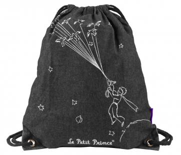 Denimový vak na chrbát Malý princ (Le Petit Prince)