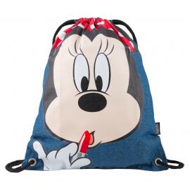 Denimový vak na chrbát Minnie