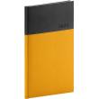 Vreckový diár Dado 2020, žlto-čierny, 9 x 15,5 cm