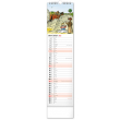 Nástenný kalendár Josef Lada – Deti CZ/SK 2022, 12 × 48 cm