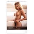 Nástenný kalendár Playboy 2021, 33 × 46 cm