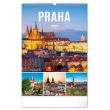 Nástenný kalendár Praha 2021, 33 × 46 cm
