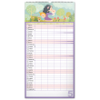 Nástenný kalendár Rodinný plánovací XXL SK 2021, 33 × 64 cm