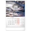 Nástenný kalendár Rybársky 2022, 33 × 46 cm