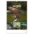Nástenný kalendár Rybársky SK 2021, 33 × 46 cm