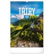 Nástenný kalendár Tatry 2022, 33 × 46 cm