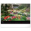 Nástenný kalendár Záhrady 2021, 48 × 33 cm
