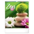 Nástenný kalendár Zen 2021, 30 × 34 cm
