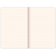 Notes Minnie, linajkovaný, 11 × 16 cm