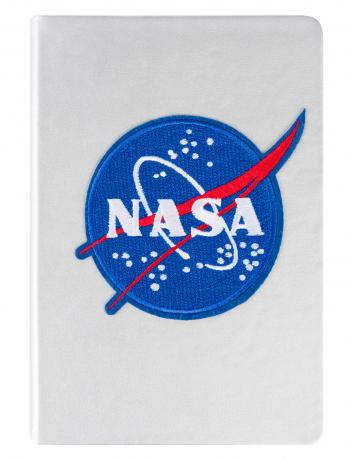 Notes NASA strieborný