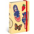 Notes Tenisky – Kateřina Kynclová, linajkovaný, 11 x 16 cm