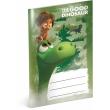 Notesík Dobrý dinosaurus, A6, 20 listov, linajkovaný
