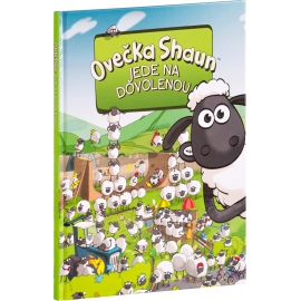 Ovečka Shaun jede na dovolenou - kniha
