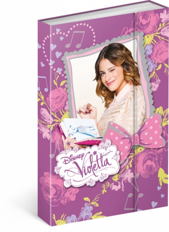 Pamätník Violetta, čistý, A6
