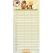 Plánovací Girls & Boys, poznámkový kalendár, 30 x 30 cm