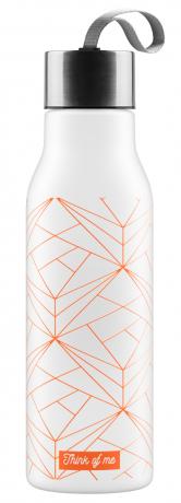Plastová fľaša na nápoje Think of me
