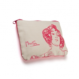 Plátenné etui Alfons Mucha – Ruby, Fresh Collection