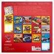 Poznámkový kalendár Autá 3 2021, s 50 samolepkami, 30 × 30 cm