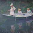 Poznámkový kalendář Claude Monet 2022, 30 × 30 cm