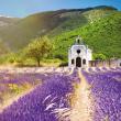Poznámkový kalendář Provence 2022, voňavý, 30 × 30 cm