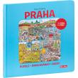 PRAHA - Puzzle, maľovanky, kvízy