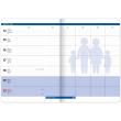 Rodinný diár – pomocník všetkých rodičov 2021, 15 × 21 cm