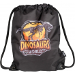 Vrecko na obuv Dinosaury