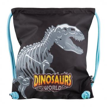 Vrecko na obuv Dinosaury – REX