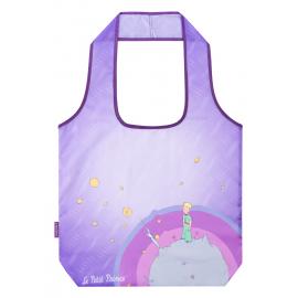 Skladacia nákupná taška Malý princ
