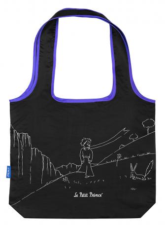 Skladacia nákupná taška Malý princ (Le Petit Prince)