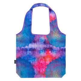 Skladacia nákupná taška Mandala