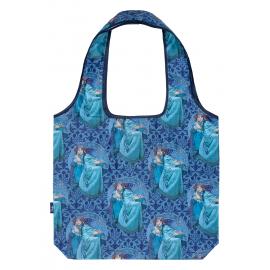 Skladacia nákupná taška Mucha - Hyacint
