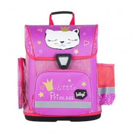 Školská aktovka Mačky – LITTLE PRINCESS