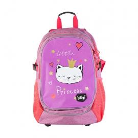 Školský batoh Mačky – LITTLE PRINCESS