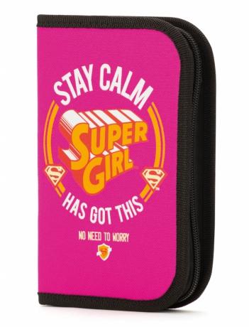 Školský peračník Supergirl – STAY CALM
