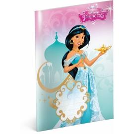 Školský zošit Princezné – Jasmine, A5, 40 listov, štvorčekovaný