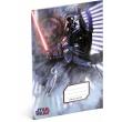 Školský zošit Star Wars – Darth Vader, A4, 40 listov, linajkovaný