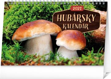 Stolový kalendár Húbarsky kalendár SK 2021, 23,1 × 14,5 cm