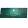 Stolový kalendár Nový lunárny kalendár 2021, 33 × 12,5 cm