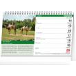 Stolový kalendár Tipy na výlety s detmi 2021, 23,1 × 14,5 cm